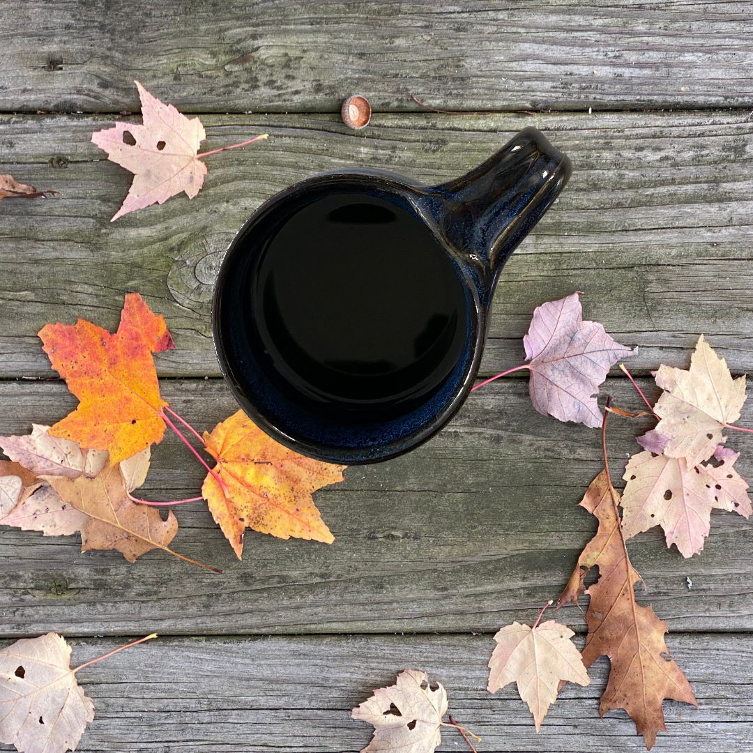 Fall Coffee Mug - Product Photography