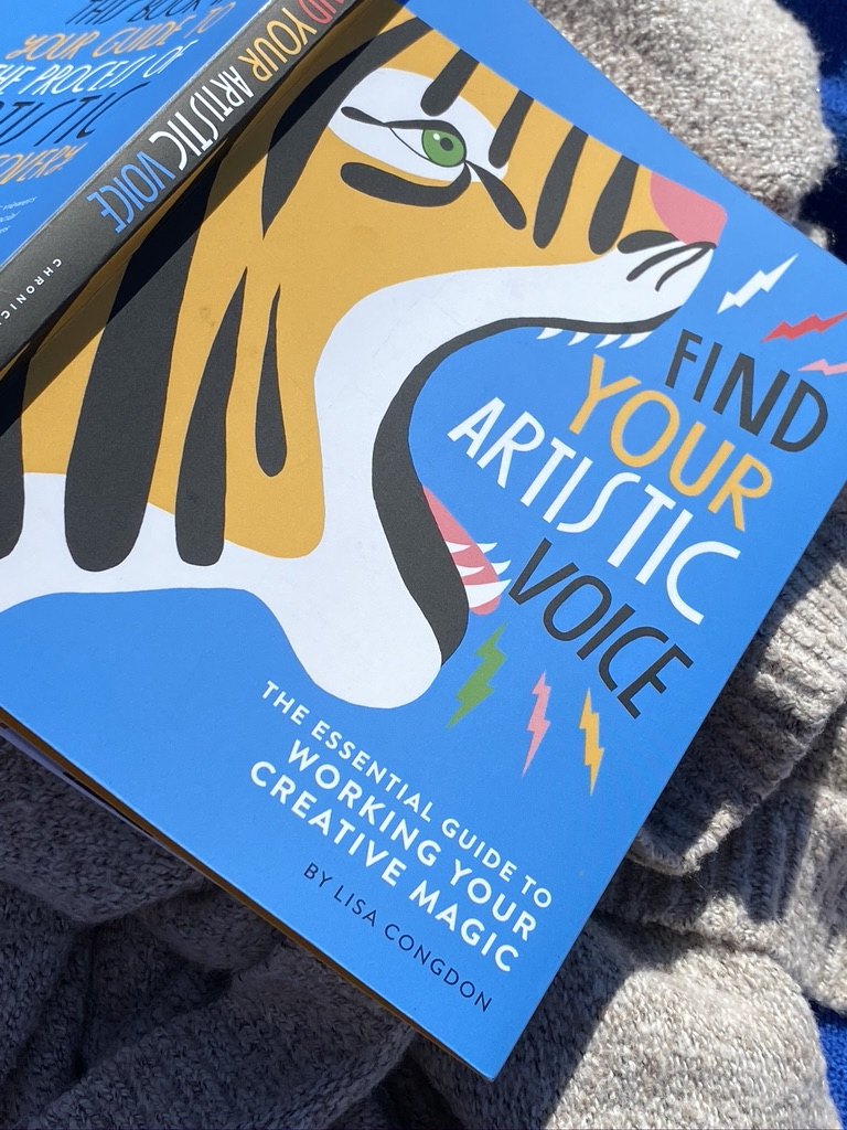 Book Find Your Artistic Voice