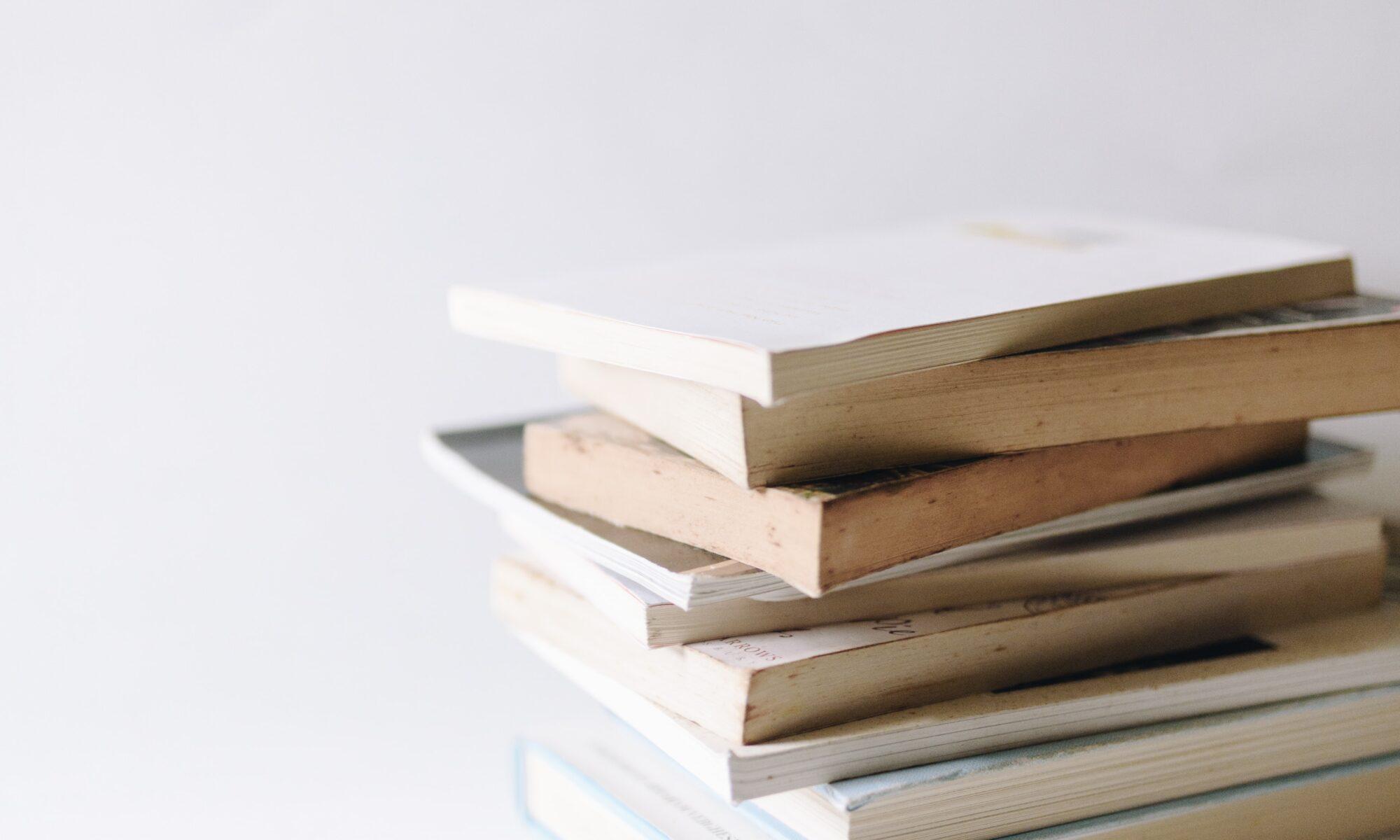 Books - Books Photo by Pratiksha Mohanty on Unsplash