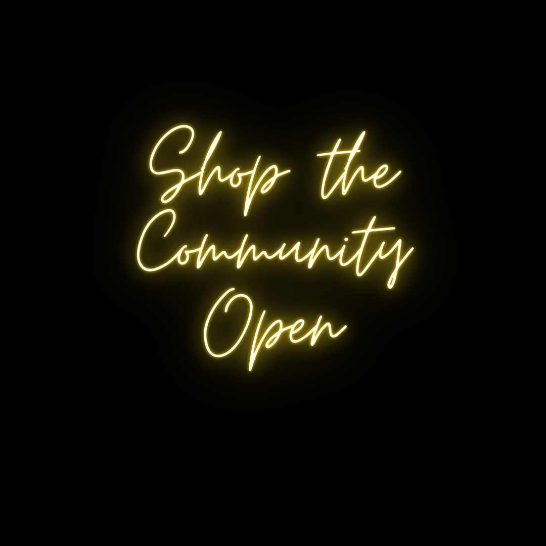 Shop the Community Open