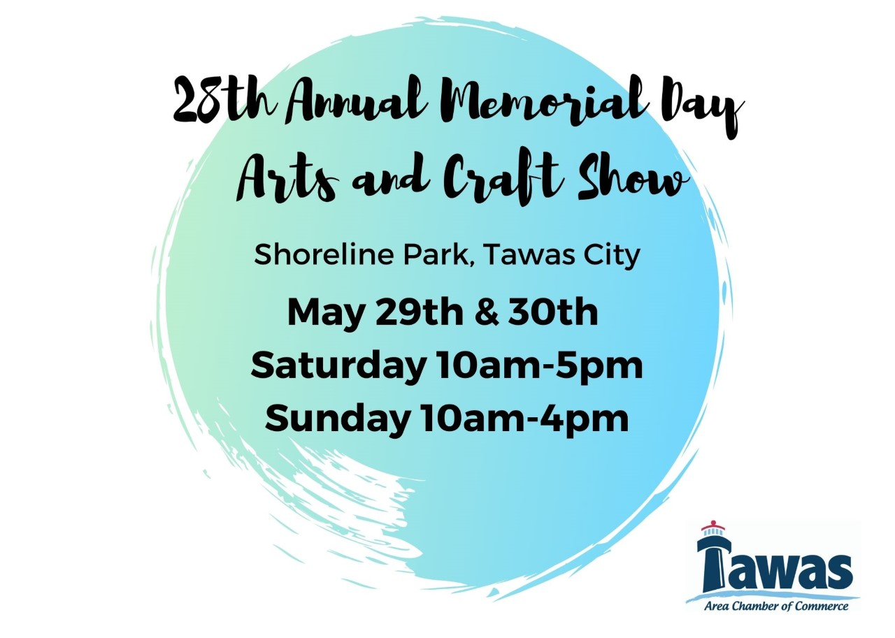 28th Annual Memorial Day Arts and Crafts Show