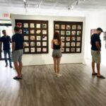 Art Work from Ongoing Conversation Exhibit